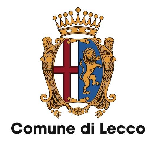 Logo comune di Lecco, adesione Lecco Pride 2020